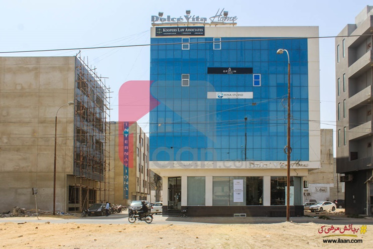 Nishat Commercial Area, Phase 6, DHA, Karachi, Sindh, Pakistan