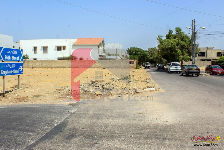 Muslim Commercial Area, Phase 6, DHA, Karachi, Sindh, Pakistan