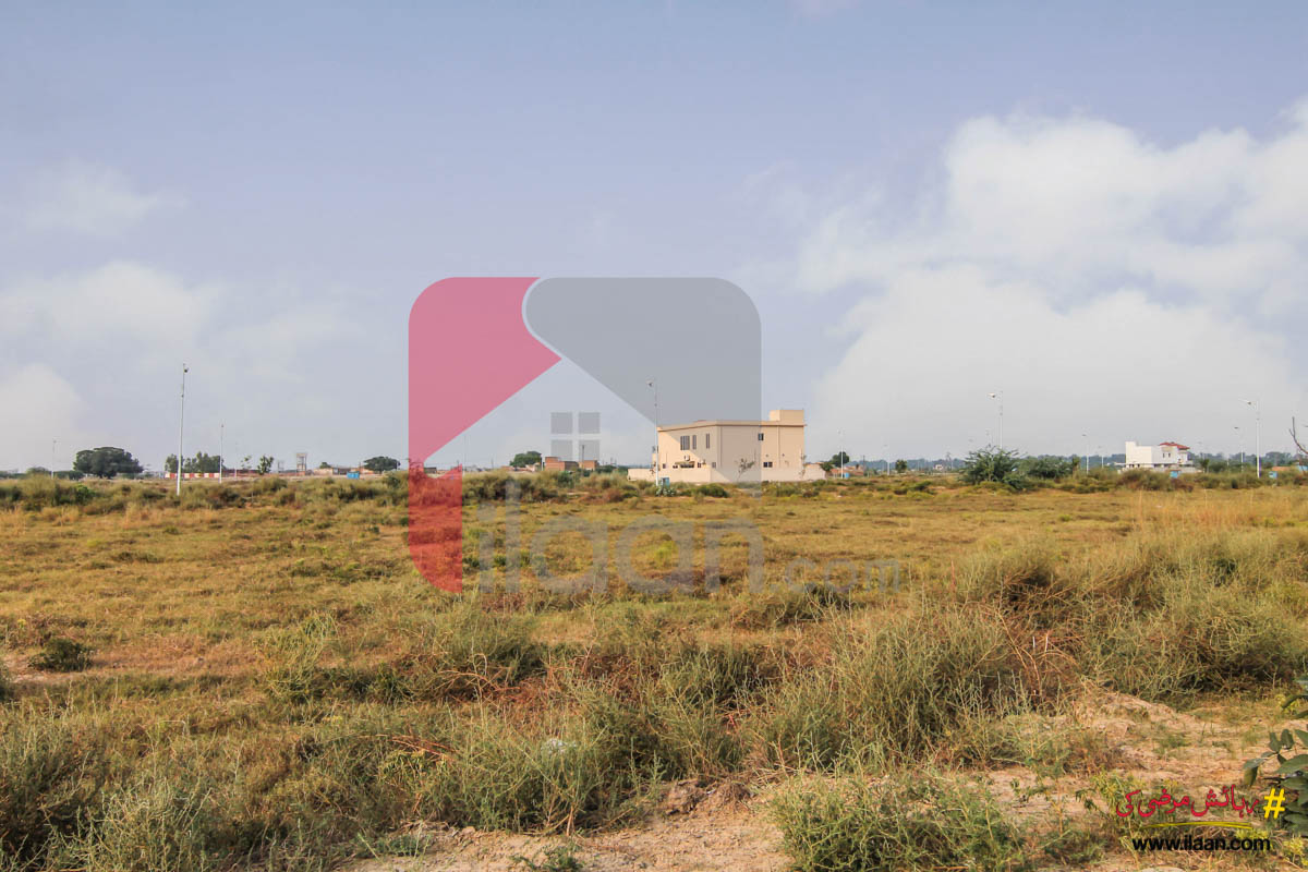 2 Kanal Plot for Sale in Block X, Phase 7, DHA Lahore