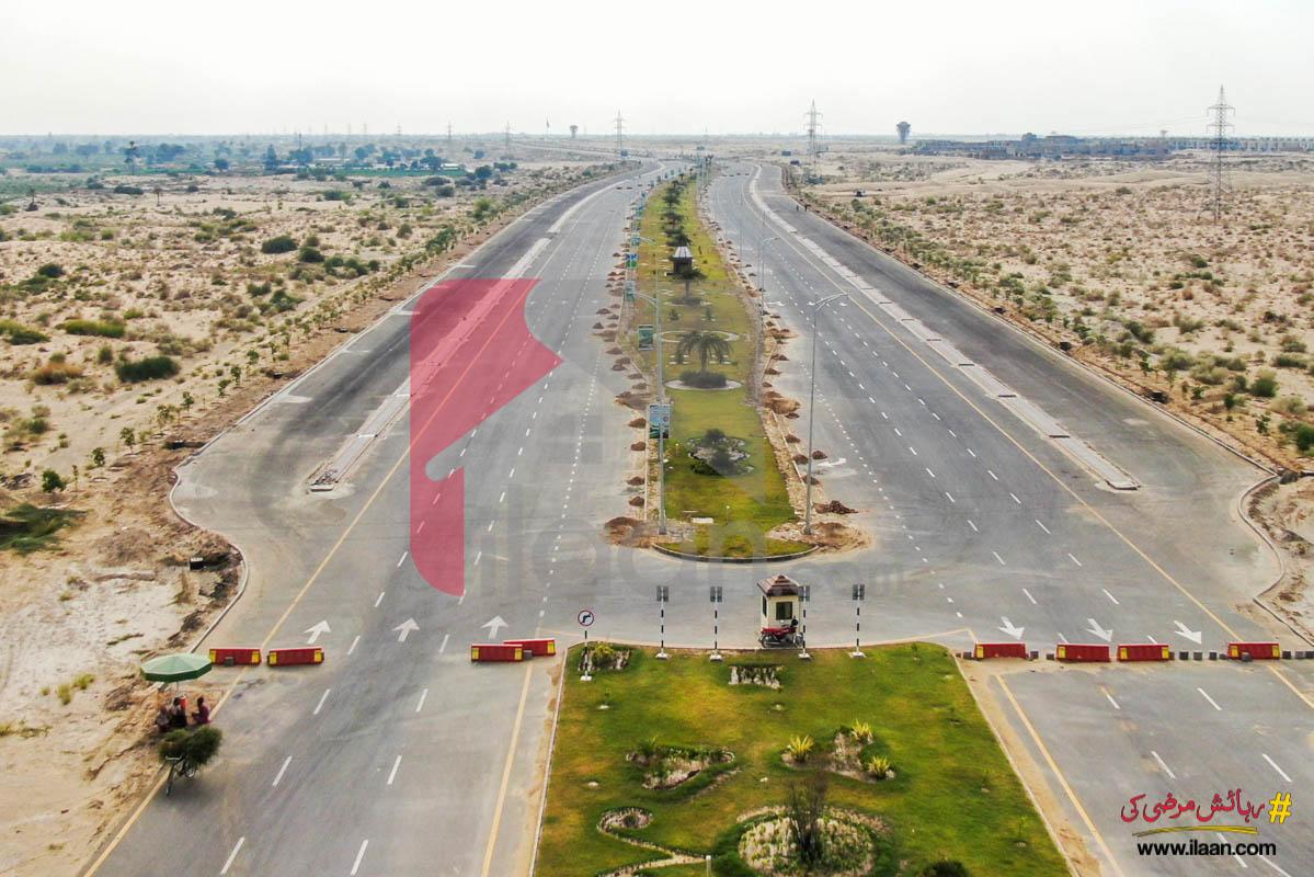 1 Kanal Plot for Sale in Block N, Phase 1, DHA Bahawalpur