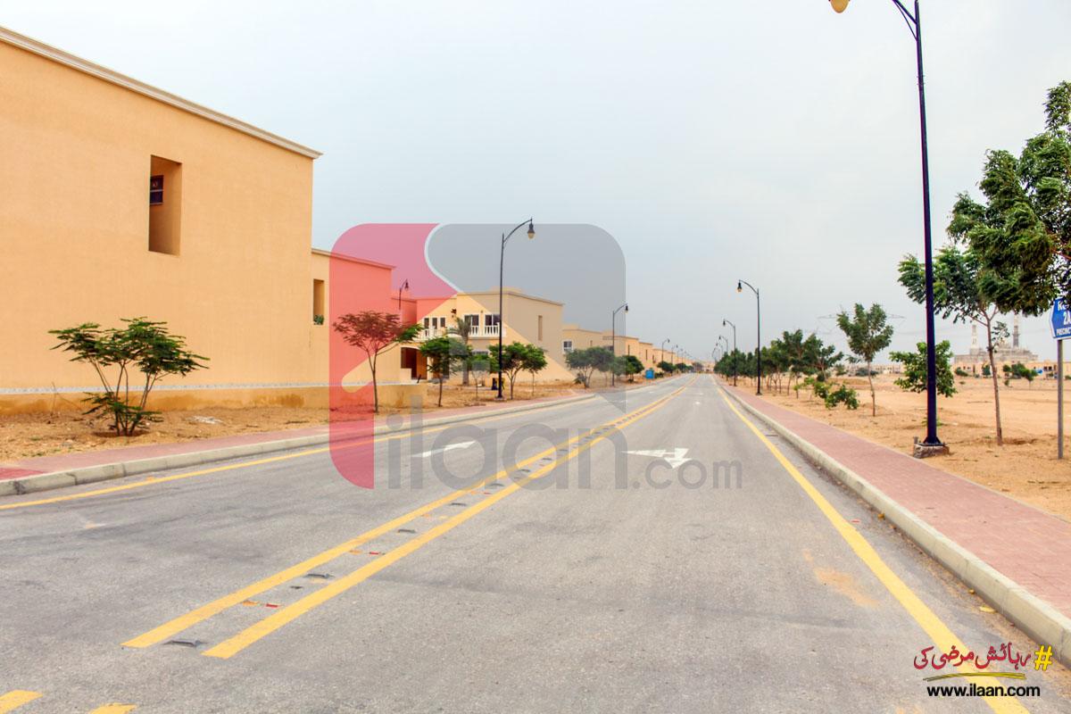 350 Sq.yd House for Sale in Sports City Villa, Bahria Town, Karachi