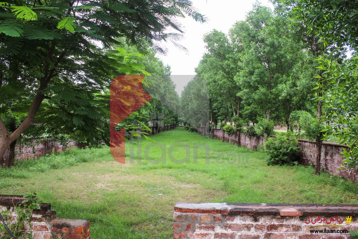 2 Marla Commercial Plot for Sale in Block A, Phase 2, High Court Society, Lahore