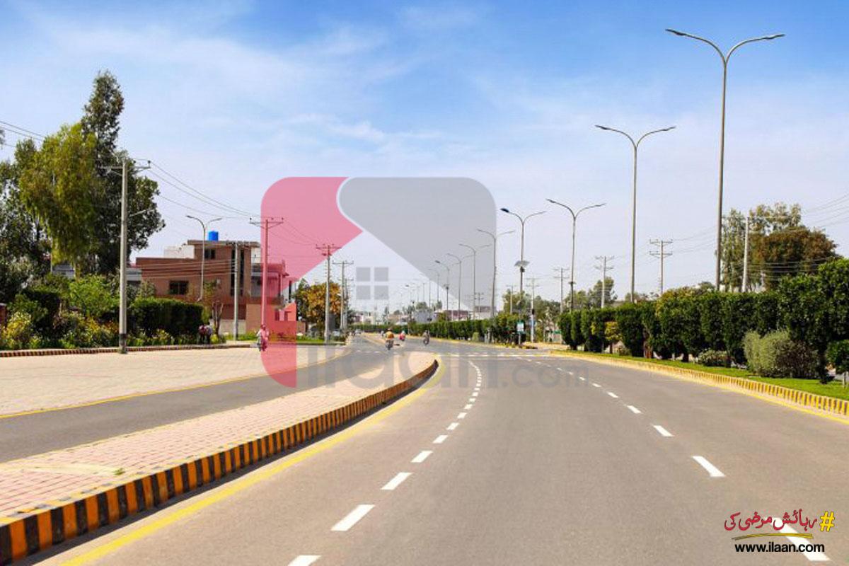 8 Marla Commercial Plot (Plot no 8) for Sale in Block AA, Central Park Housing Scheme, Lahore