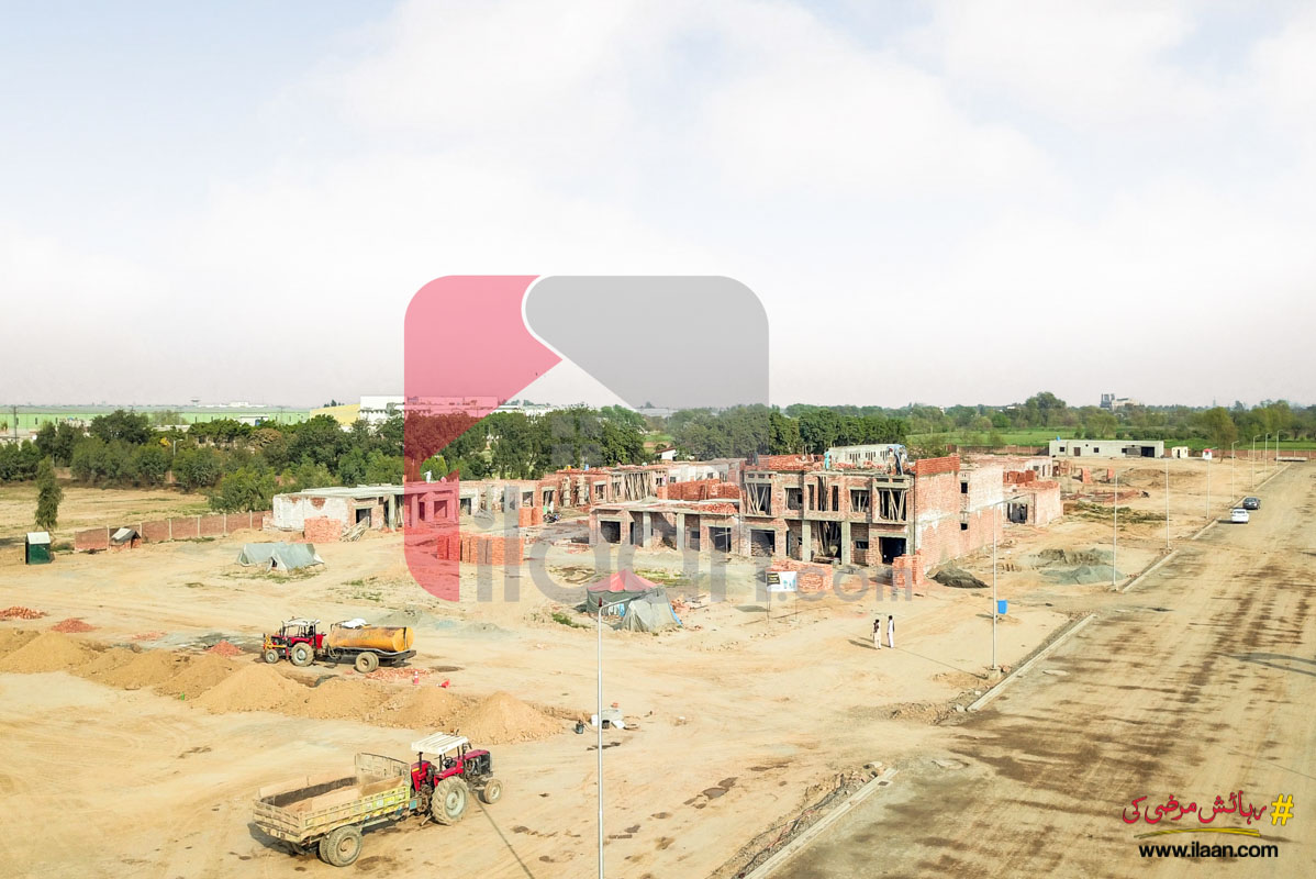 5 Marla House for Sale in Phase 3, Kings Town, Lahore