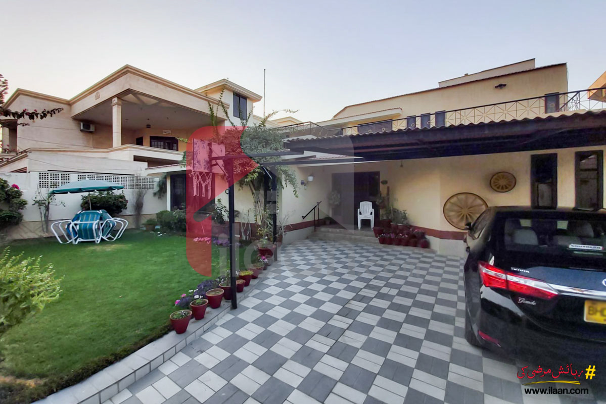 600 Sq.yd House for Sale in Phase 6, DHA Karachi
