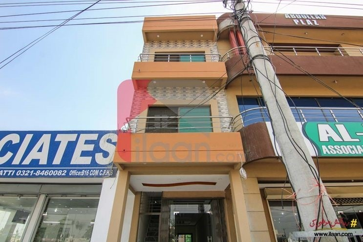 3 marla commercial office available for rent in Block B, Central