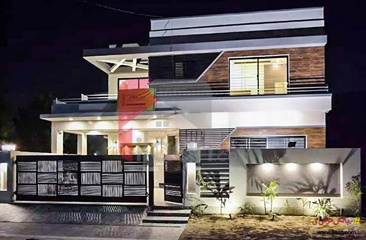 11 marla house for sale in Block F, State Life Housing Society, Lahore