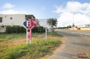 1 kanal plot ( Plot no 312 ) for sale in Block B, Phase 6, DHA, Lahore