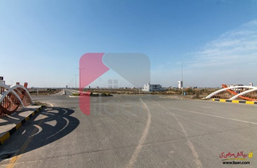 9 marla commercial plot ( Plot no 16 ) for sale in Phase 8 - Commercial Broadway, DHA, Lahore