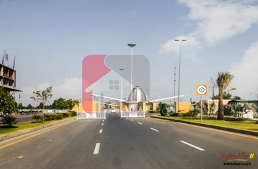 2 marla commercial plot ( Plot no 96 ) for sale in Block D, Bahria Orchard, Lahore