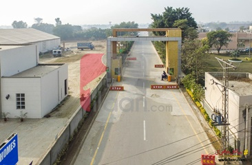 7 marla plot for sale in Al-Kabir Town, Lahore