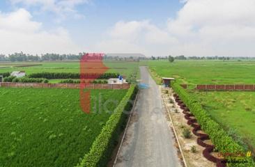 6 kanal farmhouse land for sale in Ivy Farmz, Barki Road, Lahore