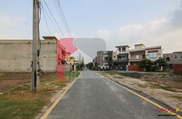 10 marla plot ( Plot no 128 ) for sale in Jasmine Block, Park View Villas, Lahore