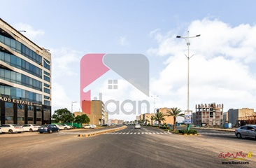 1 kanal commercial plot ( Plot no 435 ) for sale in Block A, Phase 8, DHA, Lahore