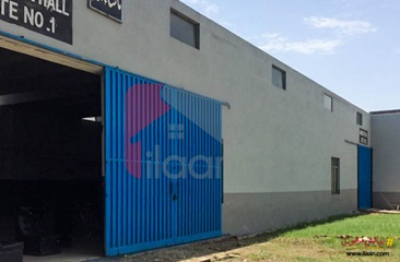 16 kanal factory for rent on G.T Road, Near Ravi Toll Plaza, Lahore ( 42500 sq.ft Covered Area )