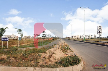 4 marla commercial plot ( Plot no 64 ) for sale in Block Q, Phase 7, DHA, Lahore