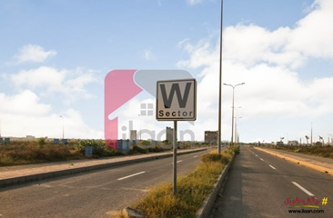 4 marla commercial pair plot ( Plot no 689 + 690 ) for sale in Block W, Phase 8, DHA, Lahore