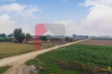 8 kanal plot for sale near Raheel Shareef Farmhouse, Mehfooz Shaheed Garrison, Cantt, Lahore