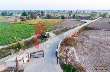 8 kanal plot for sale in Lahore Greenz Luxury Farmhouses, Bedian Road, Lahore