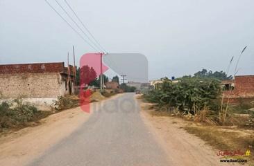 11 marla commercial plot for sale on Kahna Kacha Road, Near LDA City, Lahore