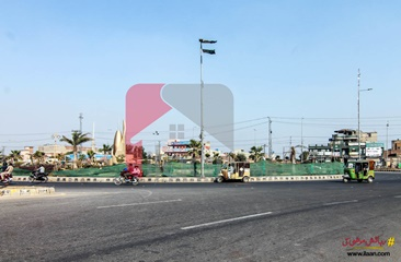 11 marla commercial plot for sale in kahna, Lahore