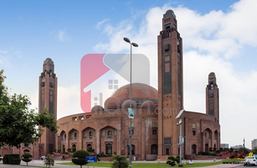 12 marla plot for sale in Chambeli Block, Sector C, Bahria Town, Lahore