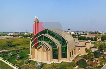 2 marla commercial plot ( Plot no 45 ) for sale in Block P, Lahore Motorway City, Lahore