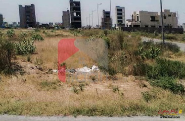 9 marla commercial plot for sale in Phase 8 - Air Avenue, DHA, Lahore