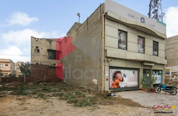 6.75 marla commercial plot for sale in Block A, Valencia Housing Society, Lahore