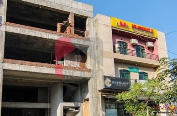 4 marla plaza for rent in CCA, Block DD, Phase 4, DHA, Lahore