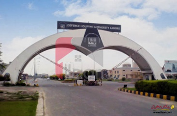 9 marla commercial plot for sale in Block R, Phase 8 - Air Avenue, DHA, Lahore