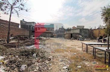5 kanal commercial plot for sale on Bao Wala Stop, Near Paragon City, Barki Road, Lahore