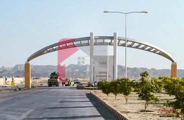5 marla plot on file for sale in Makran Coastal Highway, Gwadar