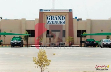11 marla plot for sale in Block A, Grand Avenues Housing Scheme, Lahore