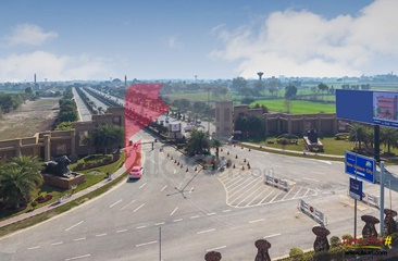 6 marla commercial plot for sale on Backside of Main Boulevard, Phase 1, New Lahore City, Lahore