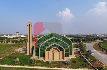 3.5 marla plot for sale in in T Executive Block, Lahore Motorway City, Lahore