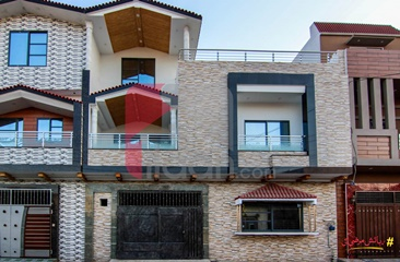 5.5 marla house for sale in Lahore Medical Housing Society, Lahore