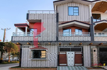 6 marla house for sale in Lahore Medical Housing Society, Lahore
