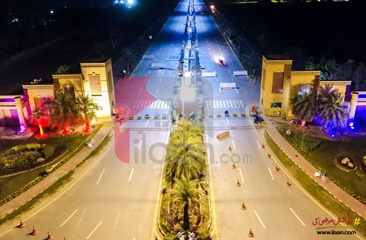 10 marla commercial plot for sale on Backside of Main Boulevard, Phase 1, New Lahore City, Lahore