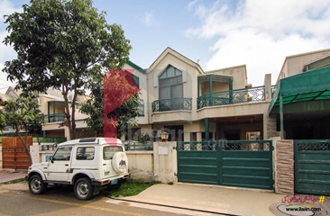 8 marla house for sale in Eden Palace Villas, Lahore