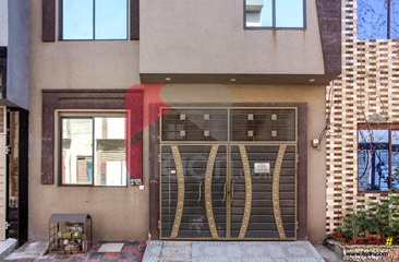3 marla house for rent in Phase 2, Lalazar Housing Scheme, Lahore