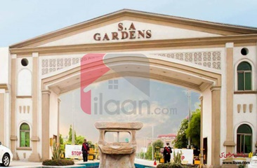 6 marla plot for sale in Phase 2, SA Garden, Lahore