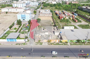 5 Kanal Commercial Plot for Sale on Raiwind Road, Lahore