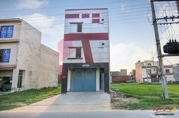 3 marla apartment available for rent (first floor) in Pak Arab Housing Society