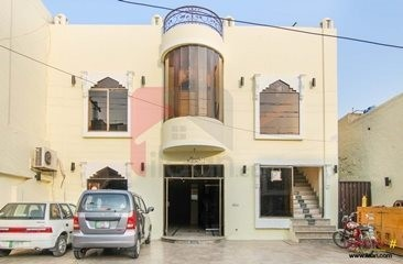 17 marla marriage hall available for rent in Samanabad