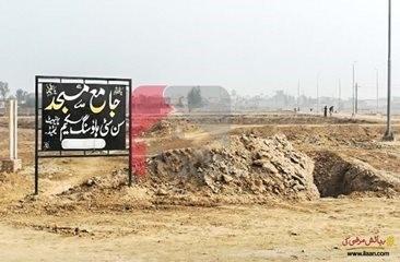2 marla plot available for sale in B - Block, Sun City Housing Scheme, Lahore ( plot no 23 )