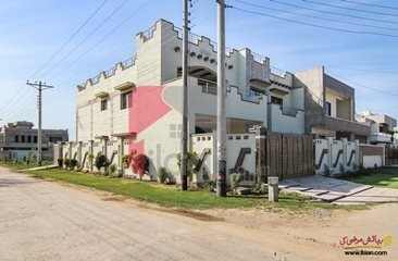 16 marla house available for rent ( first floor ) in Block E, Phase 2, Al-Rehman Garden, Lahore