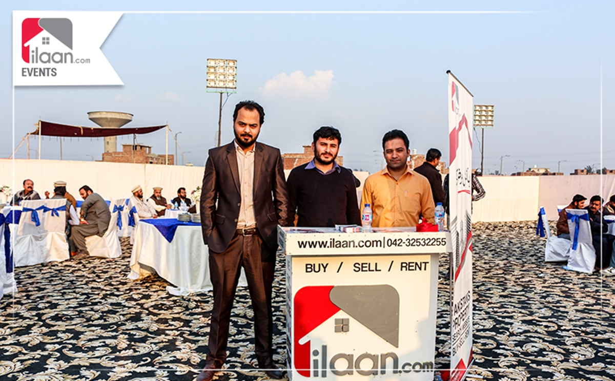 The Professional Estate New Office Opening Ceremony in Al-Jalil Gardens