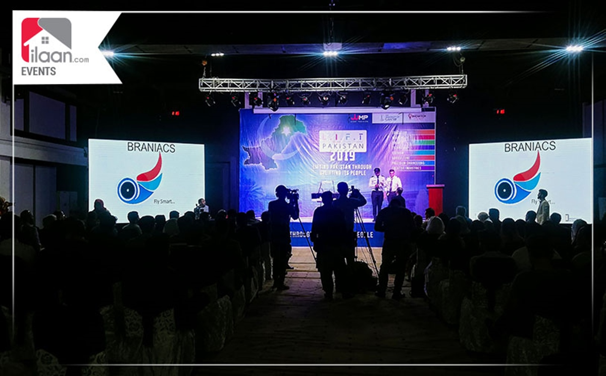 LIFT Pakistan Concluded as ilaan.com Remained a Point of Attention