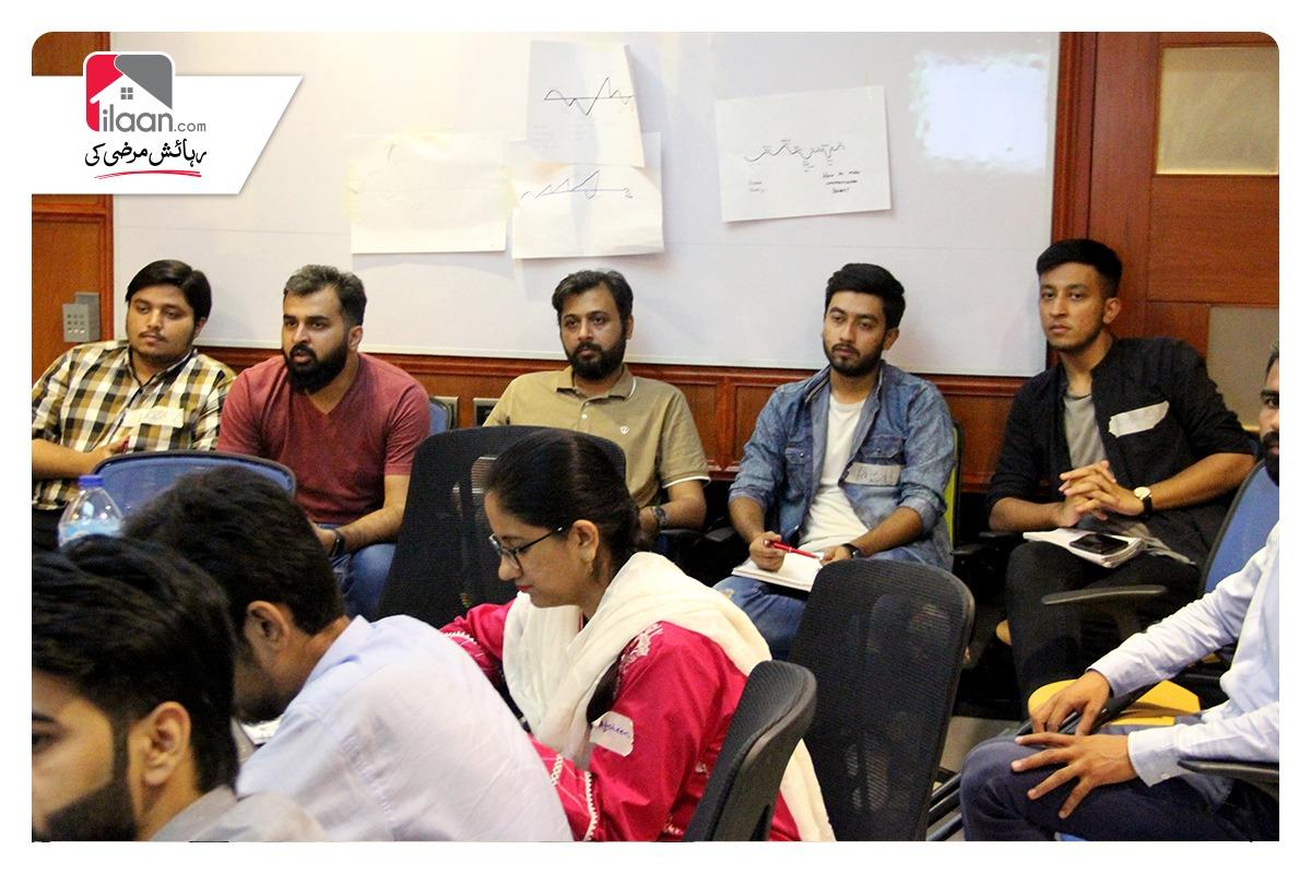 ilaan.com Inter-Departmental Training Session